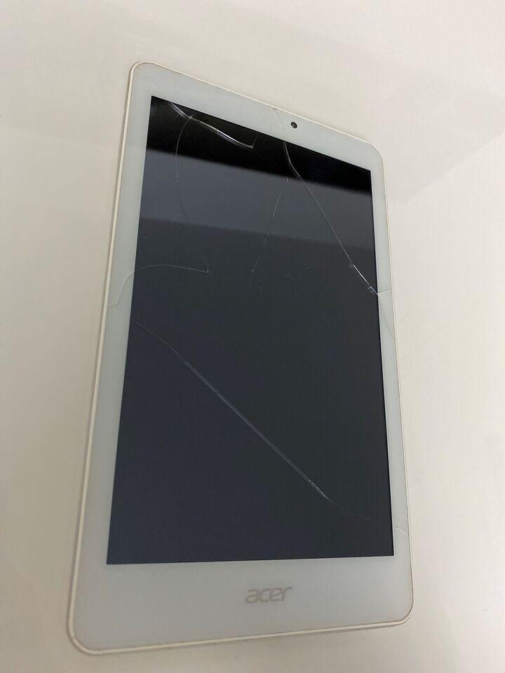 iPad mini, hvid