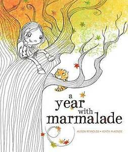 A-Year-With-Marmalade-Alison-Reynolds-Good-Book