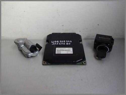 MB W203 Steuergerät Motorsteuergerät komplett 2711530691 Siemens 5WK90520 03