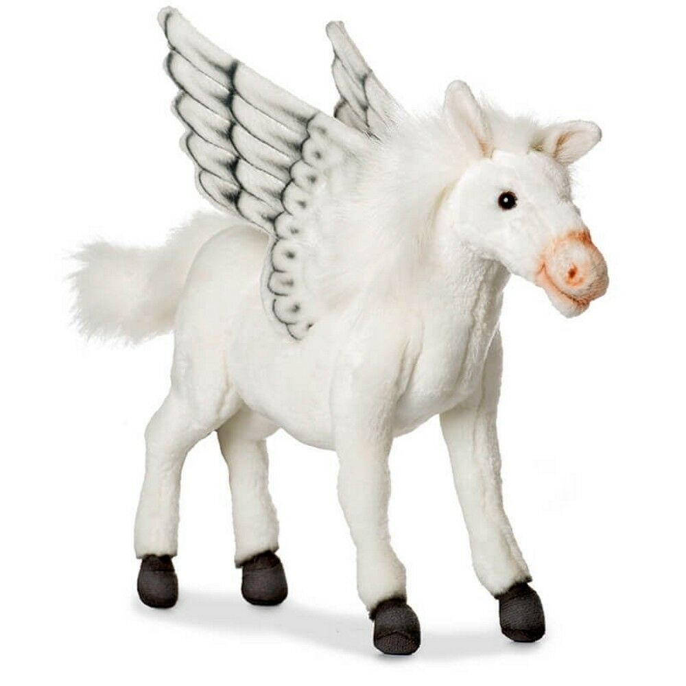 Soft toy Pegaso 27 cm Realistic Hansa PS 10580 Horse