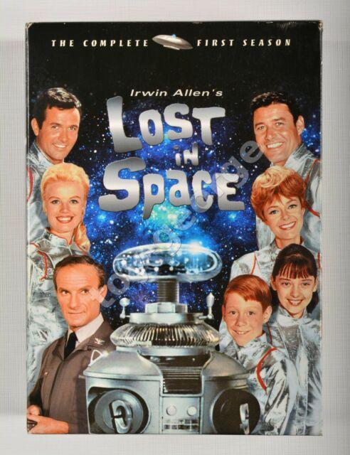 Region 1 - 1965 - LOST IN SPACE - Complete Series - DVD - 3 Seasons - 5 Volumes