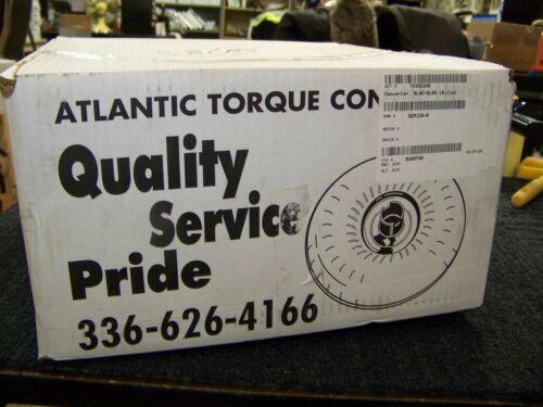 Atlantic Torque Co Converter 6L80//6L90 Billet Lid CVC# BU60FHD