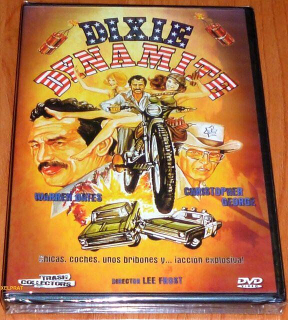 DIXIE DYNAMITE -DVD R2- English Español - Precintada