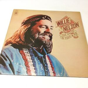 Willie-Nelson-039-The-Sound-In-Your-Mind-039-S81252-1976-Vinyl-LP-EX-EX-Nice-Copy