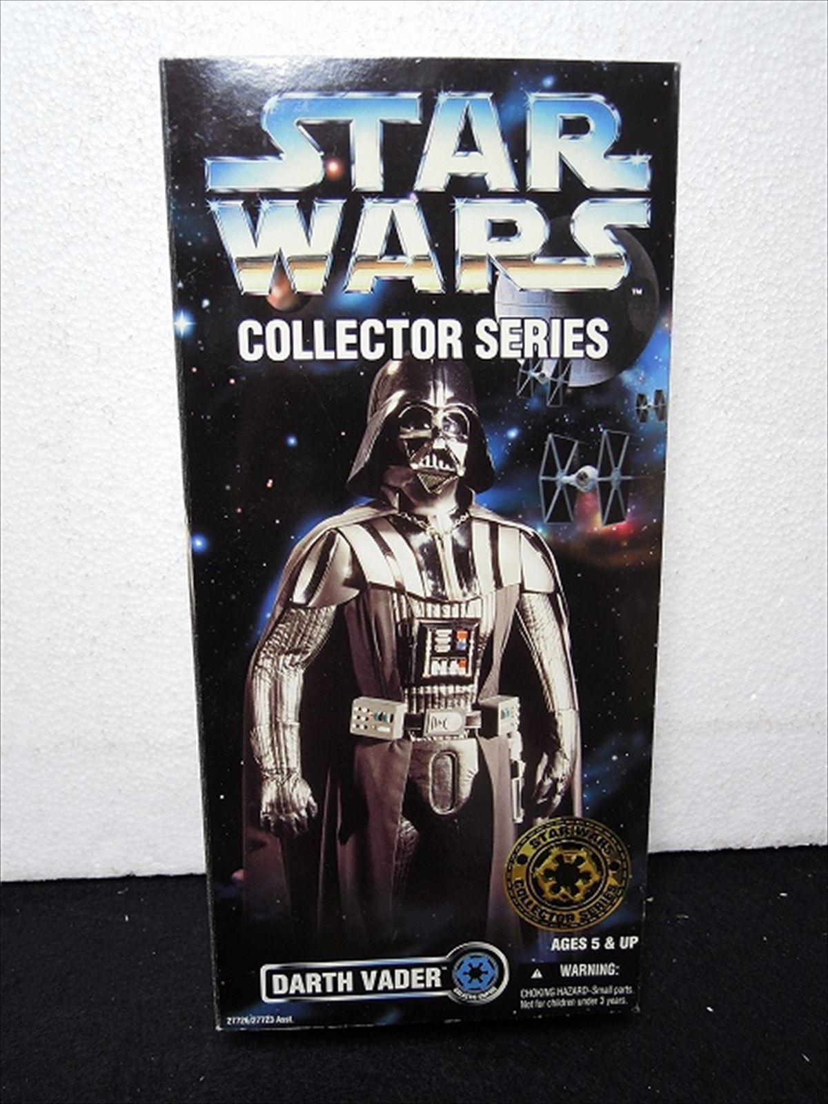 El coleccionista de Estrella Wars, Darth Vader, tiene 12 pulgadas de estatura en Japón.