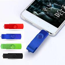 mini USB Flash Drive for Notebook Blue Q1B8 1C2 Memory 32GB USB drive OTG