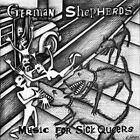 "Music for Sick Queers [LP+7""] by German Shepherds (Vinyl, Nov-2012, 2 Discs, Superior Viaduct)"