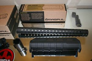 Details about MAGPUL SGA Tactical Forend and Heat Shield fits Mossberg 500  Shotgun