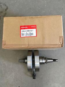 albero-motore-originale-HONDA-CRF250R-16-17-OEM-crankshaft-13000-KRN-B11-CRF250