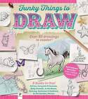 Funky Things to Draw by Hinkler Books (Hardback, 2014)