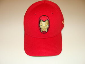 a9085e0718476 New Era Cap Hat Captain America Iron Man Civil War Marvel 39thirty ...