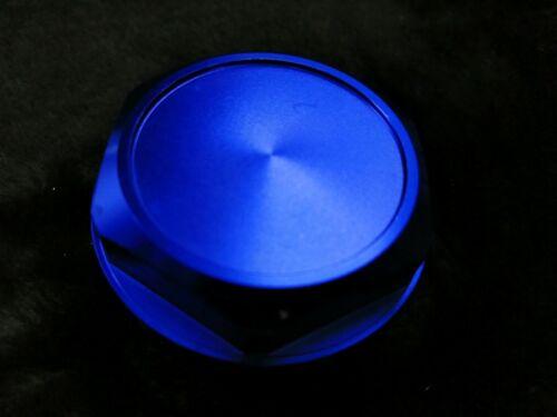 MOTORE uknest TAPPO CARICO OLIO Radiatore Per Nissan in Alluminio Blu