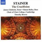 Stainer: The Crucifixion (CD, May-2005, Naxos (Distributor))