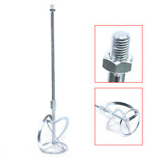 Commercial Alloy Stick Mixer Rod Stirring For Paint Cement Grout Durable Us