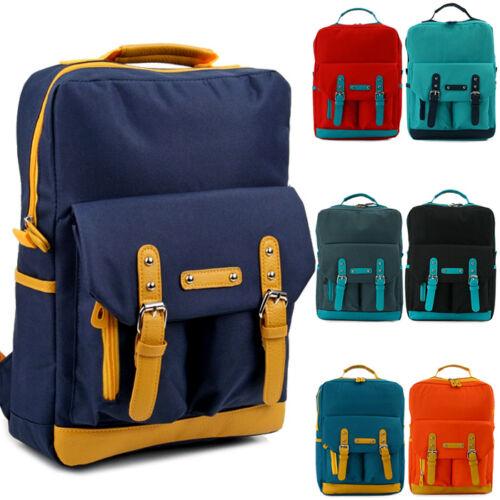 New Fashion Women Backpack Travel Satchel Shoulder Handbag Rucksack School Bags
