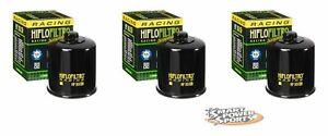 Suzuki Motorcycle /& ATV *FREE PRIORITY SHIP* 10 Genuine HiFlo HF303 Oil Filter
