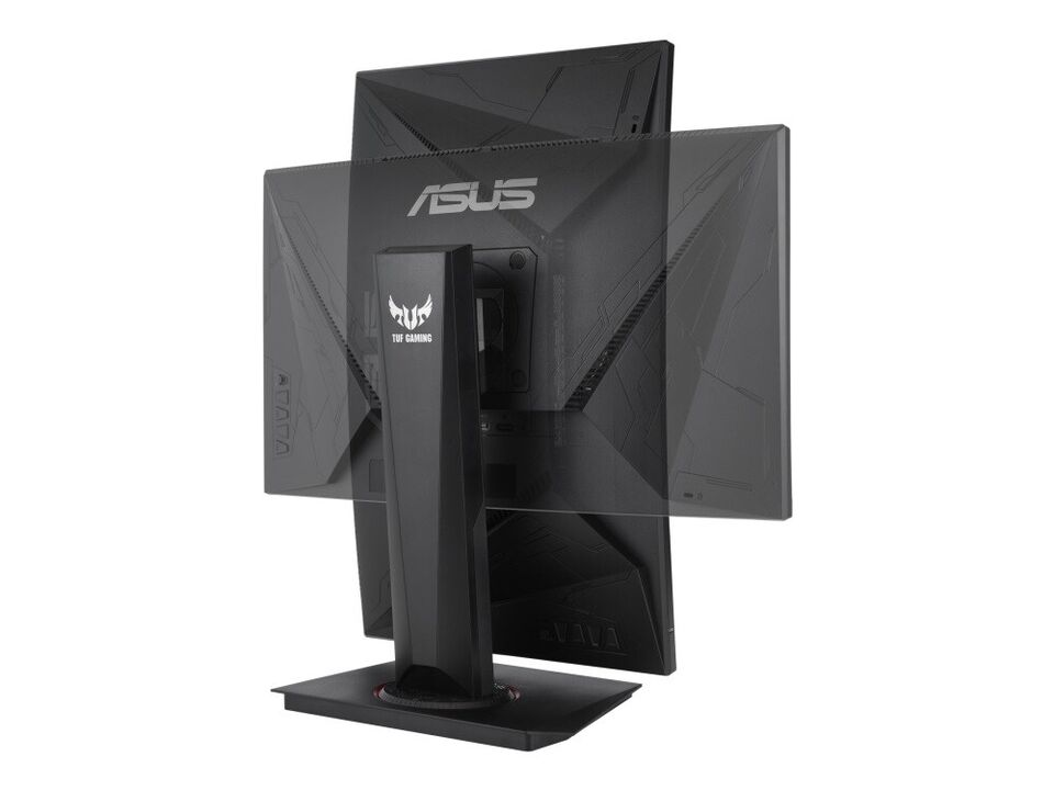 """ASUS TUF Gaming , Curved - 144Hz - 1 ms - 23.6"""" tommer, God"""