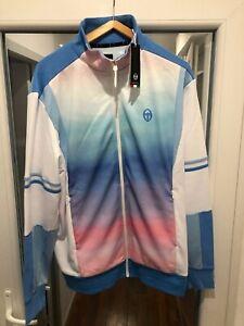Veste survêtement Zip Sergio Tacchini dégradée multicolore XL (voir mesures) ne
