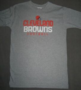 NFL   Cleveland Browns T-Shirt Size Youth XL   Adult Small New with ... 186c3ebc8