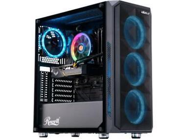 ABS Challenger Gaming Desktop (i5 10400F / 16GB / 512GB SSD / 6GB Video)