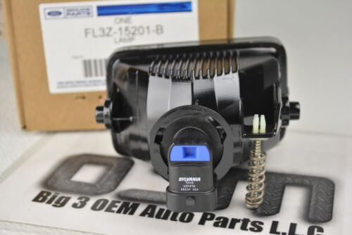 2015-2017 Ford F-150 LH Driver Side Fog Light Lamp Assembly new OEM FL3Z-15201-B