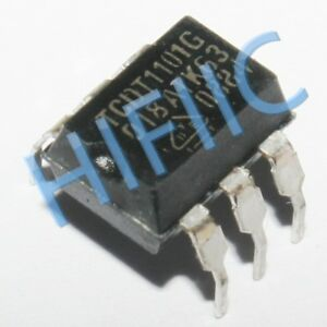 TCDT1101G Optocoupler with Phototransistor Output DIP6