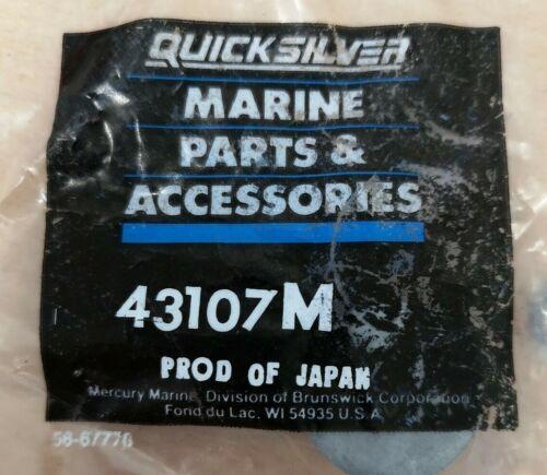 Mercury Quicksilver MERCRUISER Anode 43107M