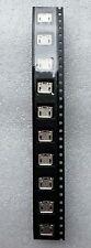 Charger hembrilla de carga Connector conector micro usb LG Optimus 7 e900, p500 p970 Black