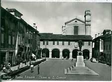 CARTOLINA d'Epoca BOLOGNA provincia : Budrio 1957