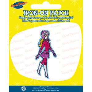 Penelope-Pitstop-Iron-On-Patch-Classic-Cartoon-Hana-Barbera-Wacky-Races