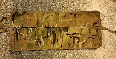 British Army MTP General Service Holdall Tool Roll Pouch Webbing Housewife
