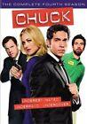 Chuck Complete Fourth Season 0883929170715 With Dolph Lundgren DVD Region 1