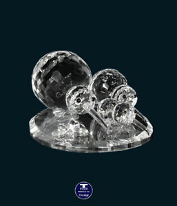"""SPECIAL OFFER /""""Penguins Family/"""" Austrian Crystal Figurine was AU$135.00"""
