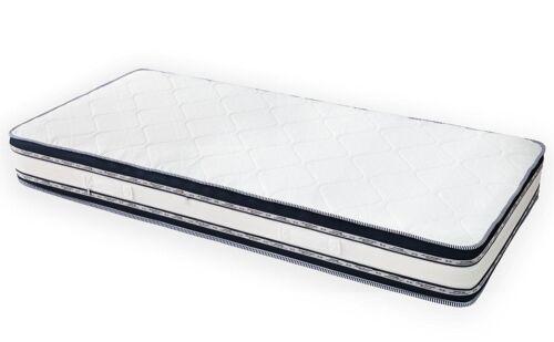 Arensberger Relaxx 9 Zonen Matratze 3D Memoryschaum 90 x 200 cm Höhe 25cm RG50