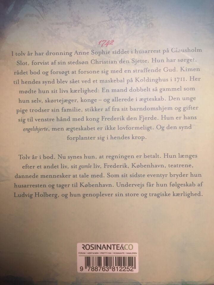 ENGELSHJERTE, Maria Helleberg, genre: roman