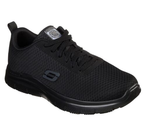 Trabajo Advantage Flex Ajuste Bendon Zapatos Sr Hombre Relajado Skechers pwd6pq