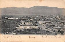 Turkey Izmir Smyrne, Vue generale Port, Harbour General View