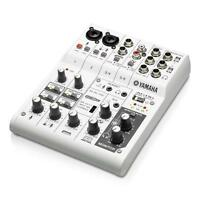 Yamaha Ag06 6-channel Usb Audio Interface Mixer W/ Effects & D-pre Mic Preamps