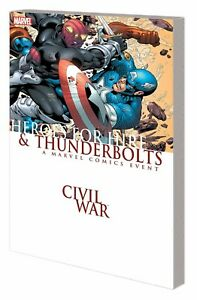 CIVIL-WAR-HEROES-FOR-HIRE-THUNDERBOLTS-TP-MARVEL-COMICS-TPB-NEW