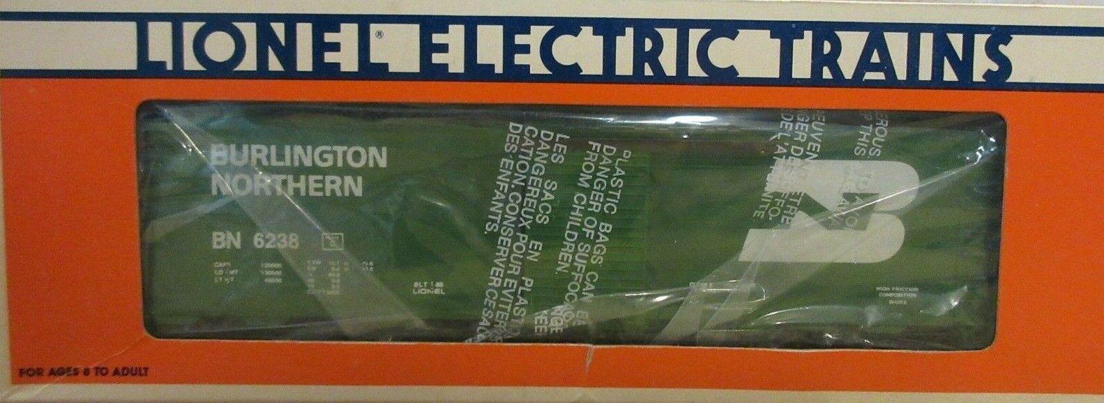 Lionel Burlington Northern Standard   O   Box Car 6-6238