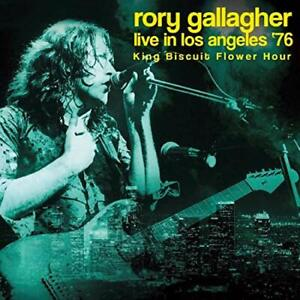 RORY-GALLAGHER-LIVE-IN-LOS-ANGELES-039-76-KING-BISCUIT-FLOWER-HOUR-IMPORT-CD-Japan