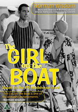 GIRL ON THE BOAT - DVD - REGION 2 UK