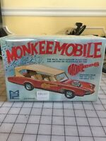 Mpc Models Monkeymobile 1:25 Scale Plastic Model Kit