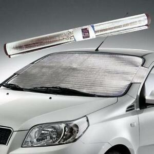 Silver-Anti-frezze-Frost-ice-winter-windscreen-protector-Cover-All-Car-Models