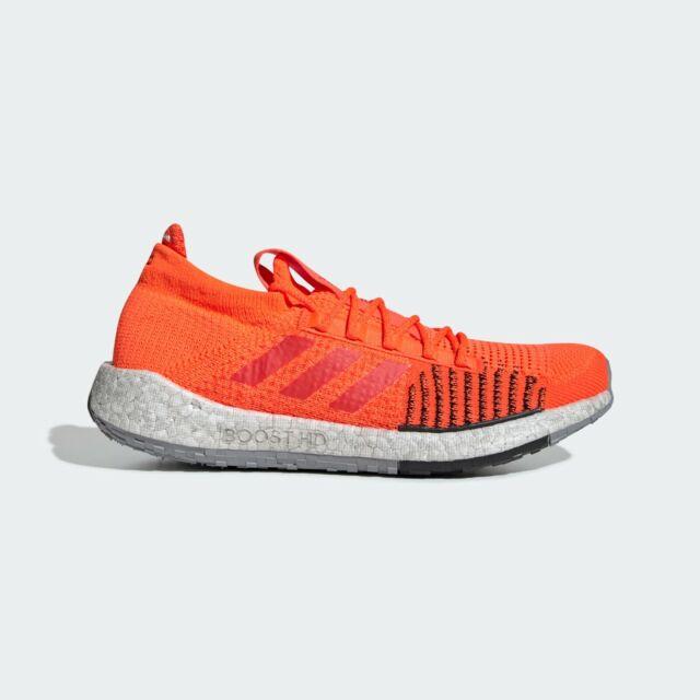 Size 9 - adidas PulseBoost HD Solar Red