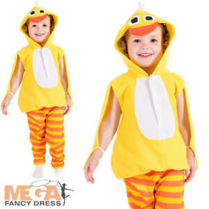 Image is loading Chick-Toddler-Fancy-Dress-Easter-Nativity-Baby-Bird-  sc 1 st  eBay & Chick Toddler Fancy Dress Easter Nativity Baby Bird Animal Infants ...