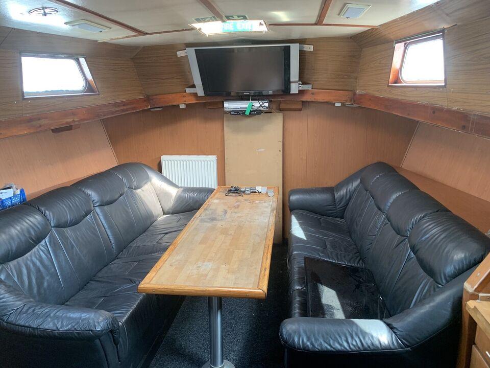 60 fods motorbåd