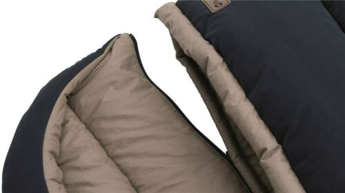 Outwell CONSTELLATION LUX DOUBLE 3-4 season double square bottom sleeping bag