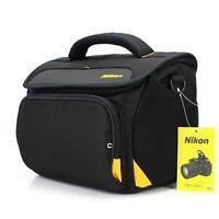 Camera Case Bag for Nikon DSLR D3200 D5100 D7000 D3100 D90 D5200 D3000 D5000