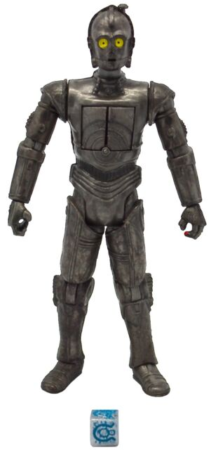 Star Wars: The Legacy Collection 2009 Walmart I-5YQ (DROID FACTORY SET) - Loose